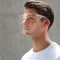 Men Cycling Masks Protective Face Shield Glasses Goggles Safety Waterproof Antifogging Mask Anti-spray Protectives Goggle Glass Sunglasses Y073