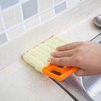 أدوات التنظيف مفيدة ستوكات نافذة فرشاة نظيفة مكيف الهواء المنفضة نظافة مع قابل للغسل البندقية OOD5982