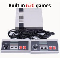 Mini TV Game Console 8 Bit Retro Classic Handheld Gaming Player AV Output Video Toys Gifts Portable Players