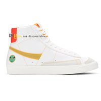 Blazer Mid 77 Vintage Roswell Rayguns Basketball shoes Mens Womens Sneakers DD9239 100