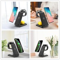 3 in 1 Wireless Charger Fast Charging for iPhone 12 pro max 11 pro XR Xs Max Samsung for Apple Watch 5 4 3 Airpods pro huawei xiaomi