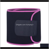 Accessories Slimming Heating Belt Body Building Outdoor Sports Sweat Belts With Multi Color Creative Portable Shock Proof Support Band Jsgut