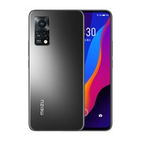"Original Meizu 18X 5G Mobile Phone 8GB RAM 128GB 256GB ROM Snapdragon 870 Octa Core 64MP HDR 4300mAh Android 6.67"" AMOLED Full Screen Fingerprint ID Face Smart Cellphone"