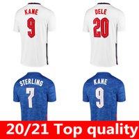 Великобритания Футбол Джерси 2021 2022 Kane Sterling Rashford Sancho Henderson Barkley Maguire 20 22 Национальные футболки Мужчины + Детский комплект Униформа