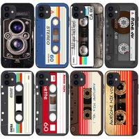 Per i iPhone Custodie per cellulari Casi personalizzati Commercio estero personalità creativo XR Fotocamera nastro cassetta Sccessories