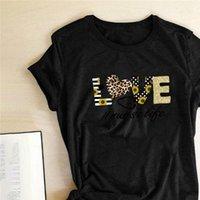 Bayan Tops Aşk Hemşire Yaşam Baskı Kadın T Gömlek Rahat Kısa Kollu Yaz Komik Tee Femme Gömlek Harajuku Mujer Camisetas