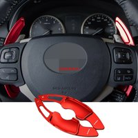 For Lexus NX IS RC 2014-Up Aluminum Car Steering Wheel Paddle Shifter Extension