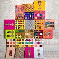 Auf Lager Frauen Makeup Rosa Grün Gelb Purple Matt Lidschatten Palette Stile Lidschatten Palette