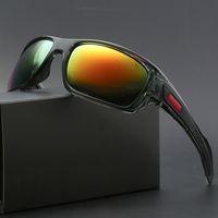 Güneş Gözlüğü 9263 Boy Klasik Erkekler Anti-UltraViolet Sürücü Sürüş Spor Gözlükleri Açık O Güneş Gözlükleri UV400