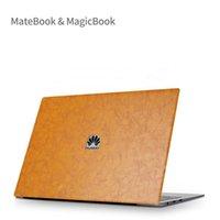Étui en cuir PU pour Huawei Matebook Series 13 14 Réserver X Pro, Coques D14 Mate D15 Magicbook14 Magicbook15 Couverture de protection de protection