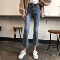 Jeans Cheap Spring Autumn Women's Fashion Casual Denim Pants Xc12