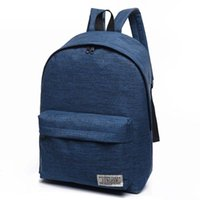 Backpack Mens Canvas Black College Student School Bags For Teenagers Mochila Casual Rucksack Travel Daypack