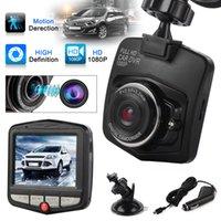 """2.4 """"Vehículo 1080p Coche DVR DVR Dashboard 32GB cámara grabadora de video tarjeta de memoria Dash Cam G-Sensor GPS"""