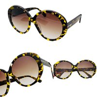 Zomer zonnebril voor mannen en vrouwen stijl 848 anti-ultraviolet retro ovale plank full frame mode-bril willekeurige doos