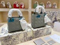 Дамы Classic Four Must-есть элегантные сумки мода одно плечо алмазная решетка рука матовый кожаный многоцветный мешок сумки для хранения мешков