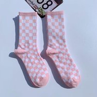 2021 Fashion top quality socks brand embroidered bee wolf tiger head elasticized cutton men sock pairs with box