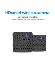 Cameras Mini Wifi Camera Full Hd 1080p Home Security Camcorder Night Vision Remote Control Wide-angle Lens