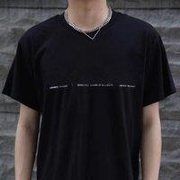 Мужские дизайнеры футболка пара Летняя печать Высокая улица Кожаная вышивка вскользь хип-хоп с короткими рукавами азиатский размер