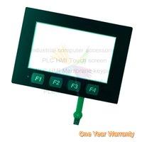 PanelView 800 2711R-T4T 2711R T4T PLC HMI Membrana Membrana Teclado Teclado Controle Industrial Manutenção Acessórios