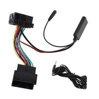 Adaptateur de câble AUDIO AUDIO AUX BLUETOOTH MIC externe pour CD30 CDC40 CD70 DVD90 Musique Efficace Transmission1