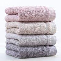 Toalha 2021 venda algodão espessado 130g macio absorvente el casa presente diário longo grampo penteado banheiro