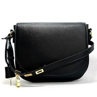 Evening Bags Classic black retro crossbody bag popular women leather shoulder charm luxury designer messenger bags with logo saddle bag