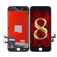 Dokunmatik Paneller LCD iphone 6 6 s 7 8 6 artı 6 SPLUS 7PLUS 8 Artı Ekran Değiştirme Ekran Digitizer Meclisi Toptan Telefon Parçaları OEM