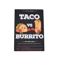 Taco Burrito Card Family Party Game في الأوراق المالية