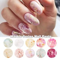 Nail Art Kits Foils Paper Holographic Nails Transfer Foil Stickers Decal Wraps Adhesive Decals Decoration Accessories 305