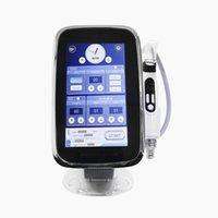 EMS MicronePeedle RF-Maschine Keine Nadel Meso Mesotherapie-Waffen-Injektor-Gesichtshebe-Wasser-Injektion Anti-Aging-Salon-Schönheitsgerät