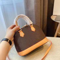 Женская мода Crossbody женская сумка на плечо сумка буква логотип Проверить шаблон высококачественный роскошный дизайнер ретро