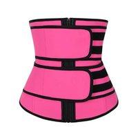 Women's Shapers Shaperwear Waist Trainer Neoprene Belt Weight Loss Cincher Body Shaper Tummy Control Strap Slimming Sweat Fat Burning