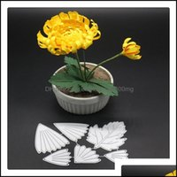 Painting Arts, Crafts Gifts Home & Gardenpainting Supplies Yinise Die Cut Metal Cutting Dies For Scrapbooking Stencils Daisy Flower Diy Card
