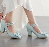 Dress Shoes High Heels Fashion Bow One-strap Sexy Sandals Pumps Party Woman Sandalias Women Gladiator Mujer Sapato Feminino SA0357