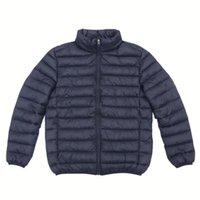 Дизайнерские мужские куртки мода высококачественные мужские пальто зимние ветровка куртка теплые повседневные открытый на молнии толстые верхняя одежда спортивная одежда мужчин топы одежды