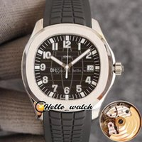 V7 40mm Sport 5167A-001 5167 324 S C Автоматические мужские часы 5167R Стальной корпус Черный циферблат резиновый ремешок Часы Hello_Watch HWPP G25C (5)