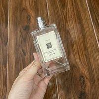 جو مالونج كولونيا للرجال عطر 100 ملليلتر وايلد بلوبيل البحر الملح الانجليزية الكمثرى طويل الأمد رجلين مذهل رائحة برائحة العطر المحمولة