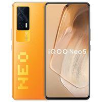 "Original vivo iqoo neo 5 5g Handy 12 GB RAM 256GB ROM Snapdragon 870 48.0mp NFC 4400MAH Android 6.62 ""Am gelöster Vollbild-Fingerabdruck ID FACE WACK SMART-Handy"