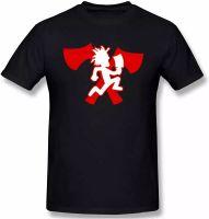 Logo T-shirt ICP Band Revenez Halls Hallusions Unisex