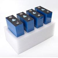 3.2V 320AH Células A estrenar Grado A LIFEPO4 310AH Batería 12V 24V 48V Paquete de baterías recargables UE FUERA DE IMPURE Con BUSBARS