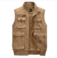 Men's Jackets Mens Designer Fleece Vest Pographer Style Casual Winter Sleeveless Jacket Male Outdoor Windbreaker Athletic Thick Coat with Pockets GDA0