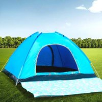 Tents And Shelters Outdoor Automatic -Up Family Camping Tent For 1-2 Persons, A Variety Of Easy-Opening Tents, Ultra-Light Portable