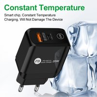 Charger Fast Charging PD 20W Quick Charge USB Type C Mobile Phone Wall Chargers fast delivery