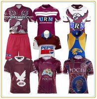 2021 Nines Manly Waringah Deniz Eagles 2022 Yerli Süper Rugby Jersey Kahraman Edition Avustralya NRL League Formalar Polo Yelek Pantolon Şort