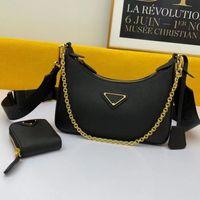 Подлинная кожаная кожаная сумка Hobo Crossbody сумка для женщин мода сумки леди цепи сумки цепные кошелек мессенджер