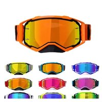 Outdoor Eyewear Protective Gear Cycling Sports & Outdoors Drop Delivery 2021 Prospect Motocross Goggles Mountain Mx Atv Mtb Dirt Bike Off Roa