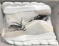 Marcas Buen papá Zapatos casuales Classic Shock Zapatillas de deporte Todos Negro Cuero de alta calidad Diseñador de lujo Mujeres Amantes de los hombres Tristes de seguimiento