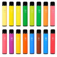 ELF-Bar 8001500 Puffs Einweg-elektronische Zigaretten-Gerät Vape 550mAh 3.2ml 4.8ml Pod 16 Farben Stift