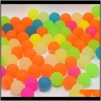 Aktiviteler 100 adetgrup Çocuk Oyuncak Topu Işık Çocuk Zıplayan Kauçuk Açık Oyuncaklar Çocuklar Spor Oyunları Elastik Jling Atlama Topları Six22 Ih6ui