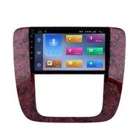 Android 9 인치 자동차 DVD GPS 네비게이션 플레이어 라디오 2007-2012 GMC 유콘 / 아카디아 / 타호 시보레 Chevrolet 타호 / 교외 뷰익 영토 블루투스 지원 OBD2 Carplay